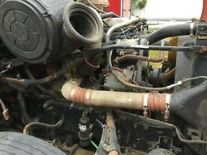 2002 Detroit 12 7 Liter Complete Engine Turns 360 Runs On Either