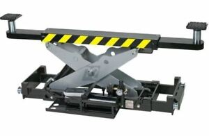 Challenger Lifts Rj9a Air Hydraulic Operated Rolling Jack