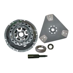 Clutch Kit For Ford New Holland Tractor 4410 445c 445d 4500 4600 11 Triangular