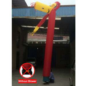 Air Dancer 10ft 20ft Usa Flag Tube Dancing Inflatable Man Puppet no Blower