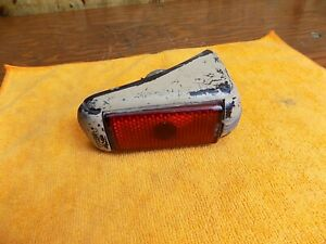 1939 1940 Buick Century Special Lh Tail Light Assembly Siglo Rat Rod Hot Rod Gm