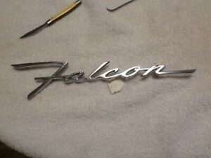 Nice Used 1967 Ford Falcon Emblem Very Nice