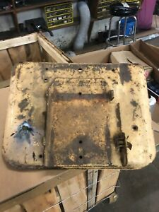 Case 4 530 4 570 Tractor Seat Pan Assembly Part A36193 Fits Later Models