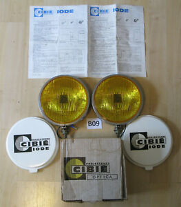 Cibie 45 Iode New Pair Fog Driving Lights Carello Hella Marchal