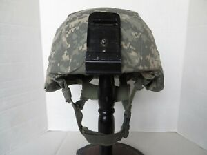 EXTRA LARGE US Army ACH MICH Helmet SDS with ACU cover and NV mount $339.95