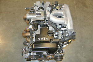 Jdm Toyota 2jz ge Engine Vvti 2jz 2jzge Is300