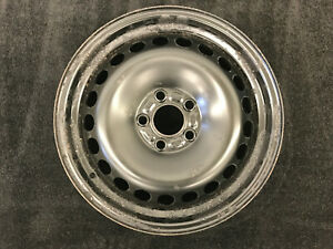 08 16 Volvo Xc70 16 x7 Steel Wheel 9157507