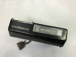 1969 1970 Buick Skylark Gs Factory Underdash 8 Track Player