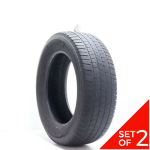 Set Of 2 Used 275 60r20 Michelin Defender Ltx M s 115t 5 6 5 32