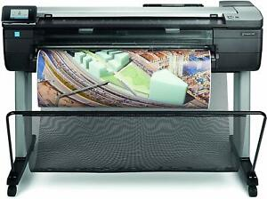 New Open Box Hp Designjet T830 36 inch Multifunction Wide format Plotter F9a30d