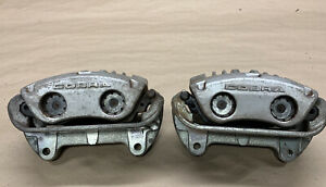 2003 2004 Mustang Svt Cobra Supercharged Terminator Oem Brake Calipers 94 04