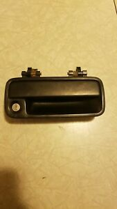 88 89 Crx 88 91 Civic Right Passenger Side Outer Door Handle Used Oem