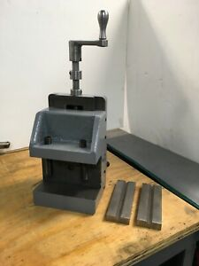 Lathe Milling Attachment Atlas 12 Inches Lathe Type 500a