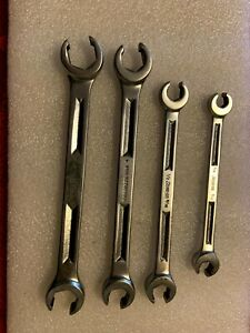 Snap On Flare Nut Wrench Set Sae