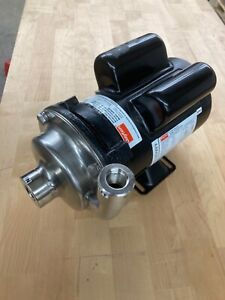 Dayton 304 Stainless Steel 1 3 Hp Hp Centrifugal Pump 1 Phase 115 230 Voltage