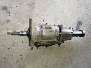 1976 Corvette Gm Borgwarner Super T10 4 Speed Transmission