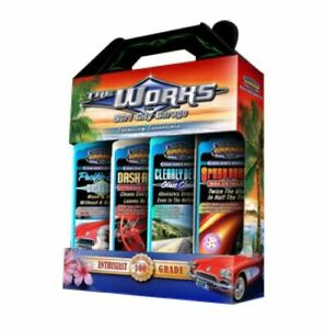 468 The Works Detailing Kit