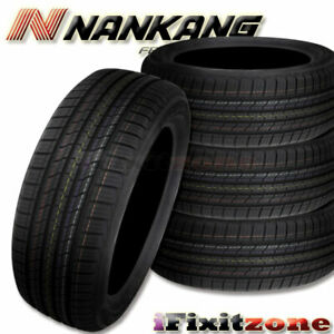 4 Nankang Sp 9 225 60r16 98v Sl All Season High Performance 50k Mile Tires