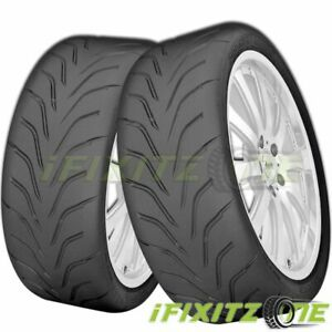 2 Toyo Proxes R888 225 50r16 92w Dot Competition Ultra High Performance Tires