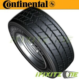 1 X New Continental Htr2 235 75r17 5 H 16 Tires