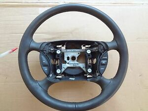 2003 2004 Mustang Cobra Steering Wheel Leather Oem Sku Qq104