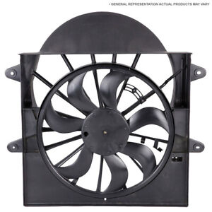 For Ford Taurus Mercury Sable Lincoln Mks New Cooling Fan Assembly Csw