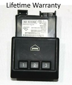 Bmw E46 E38 E39 Homelink Switch Rolling Codes Oem Same Day Shipping