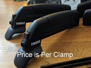 Thule Snowcat 5401 Rooftop Ski Snowboard Replacement Clamp New 4 Available