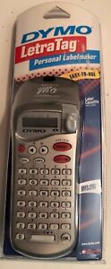 Dymo Letratag Personal Labelmaker Label Cassette Included Nip N15243