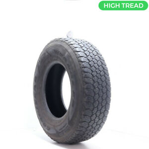 Used Lt 265 75r16 Goodyear Wrangler All terrain Adventure Kevlar 123 120r