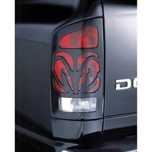 2005 2010 For Dodge Ram 1500 2500 Pickup Tail Lights Brake Lamps Big Horns Style