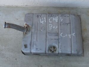 1941 Chevy Chevrolet Business Coupe Gas Tank