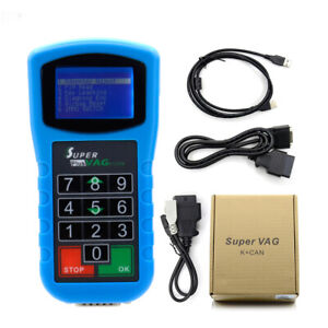 Super Vag K can Plus 2 0 Diagnosis Mileage Correction Pin Code Reader Superv