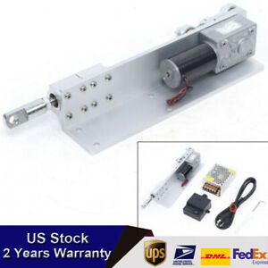 Diy Dc 24v Linear Actuator Reciprocating Motor Power Supply Pwm Speed Controller
