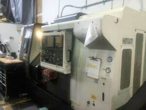 Nakamura tome Wts 150 11 Axis Cnc Lathe Fanuc 16itb 3 Turret 2 Y axes 2 Sp