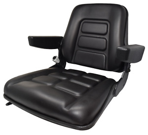 Universal Fork Lift Seat With Armrests And Slides