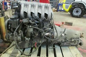 2003 Sprinter Engine And Parts