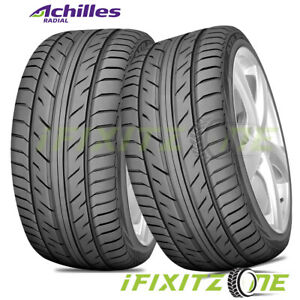 2 Achilles Atr Sport 2 215 45zr17 91w Tires Performance All Season 35000 Mile