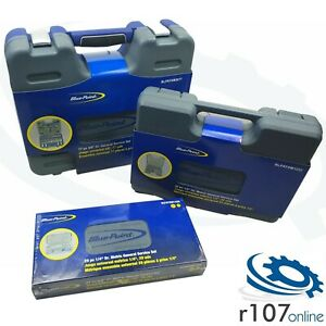 3 X Blue Point Socket Sets 29pc 1 4 77pc 3 8 32pc 1 2 As Sold By Snap On
