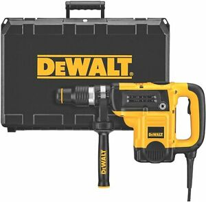 Dewalt D25501k 1 9 16 Sds max Combination Rotary Hammer Drill Kit