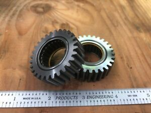 South Bend Lathe Nearly Silent Heavy 10 Twin Gears