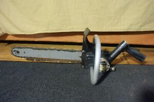 Stanley Brand Hydraulic Chainsaw Model Cs06 With 15 Bar And Chain