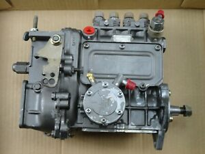 Oem John Deere Yanmar 729430 51350 Tr66 3e 12 Fuel Injection Pump 4 Cylinder