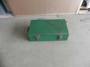 Greenlee Metal Empty Case With Punch And Die Tray For 7306 767 746
