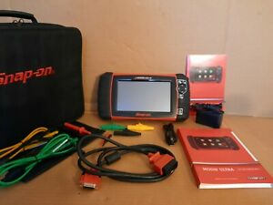 Snap On Eems328 Modis Ultra Scanner Scope Newest 2020 Ver 20 4 Euro Asian Dom