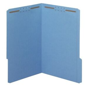 Office Depot Brand Color Fastener File Folders Legal Size 8 1 2 X 14 2 E