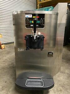 2014 Taylor C706 Soft Serve Frozen Yogurt Ice Cream Machine Warranty 1ph Air