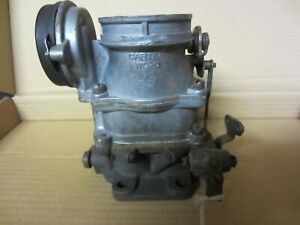 1941 1942 1946 1947 Packard Clipper 8 Carburetor Nos Or Older Rebuild
