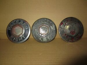 Packard Trunk Rack Emblems Set Of 3 All For One Price
