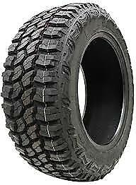 2 New Thunderer Trac Grip R408 Mt 37x12 50r20lt 37 1250 20 37125020 Mud Tires